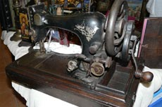 German SINGER sewing machine that pre-dates WW1