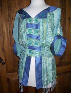 gypsy-hobo-pirate blouse