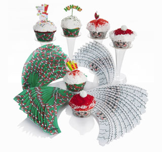 111910 FP Homemade Week2 BigImg1 Debra Lee Brings Bake Huggers™ Edible Cupcake Liners to HSN