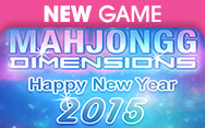 New Years Mahjongg