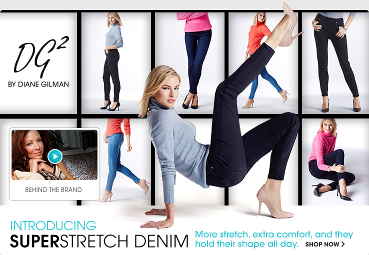 Superstretch Denim
