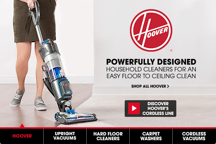 Hoover Carpet Cleaners Hsn