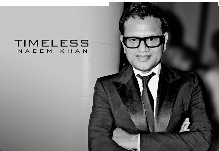 Timeless Naeem Khan