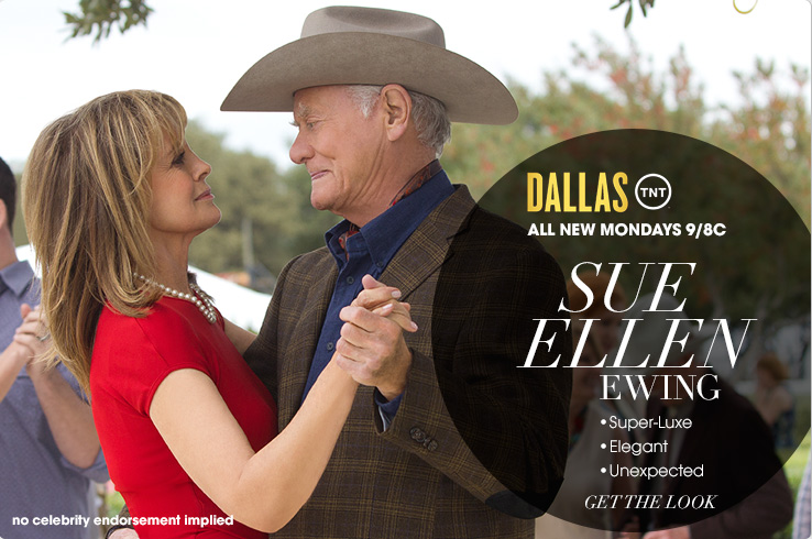 DALLAS - Sue Ellen Ewing