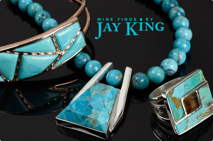 Shop Mine Finds By Jay King Turquoise