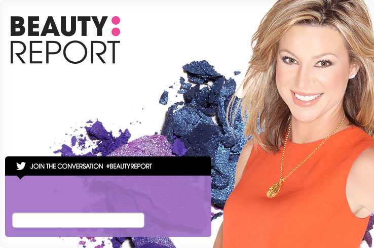 Beauty Report Amy Morrison
