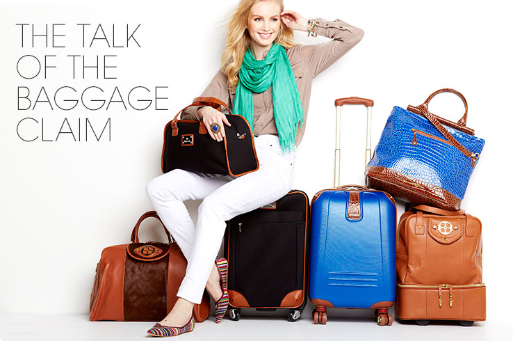 Samantha Brown Luggage Qvc: Luggage Sets, Carry On Luggage, Duffel Bags