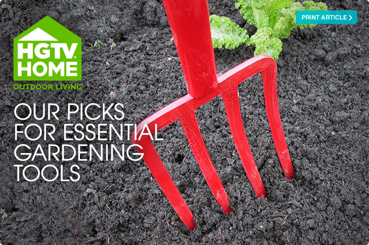 Hsn for Essential gardening tools