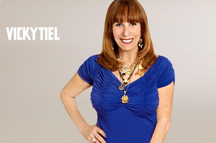 Vicky Tiel