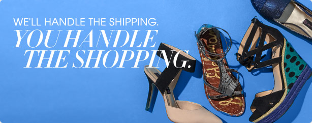Shoes on Free Shipping