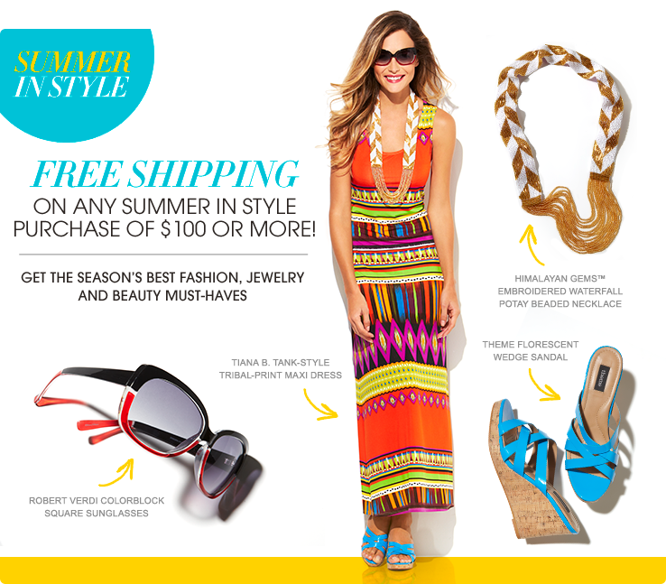 Shop Summer Must-Haves