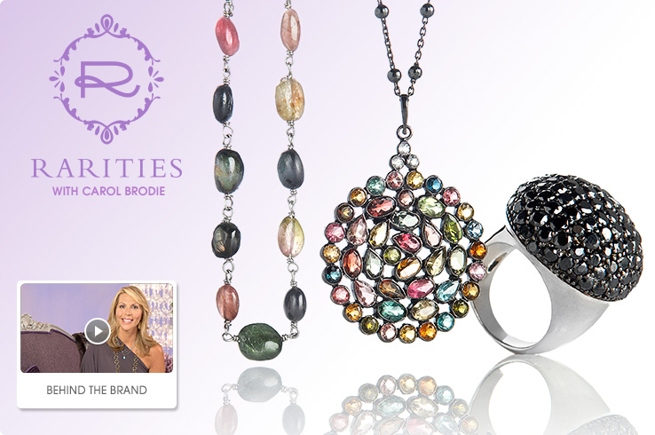 Rarities: Fine Jewelry with Carol Brodie