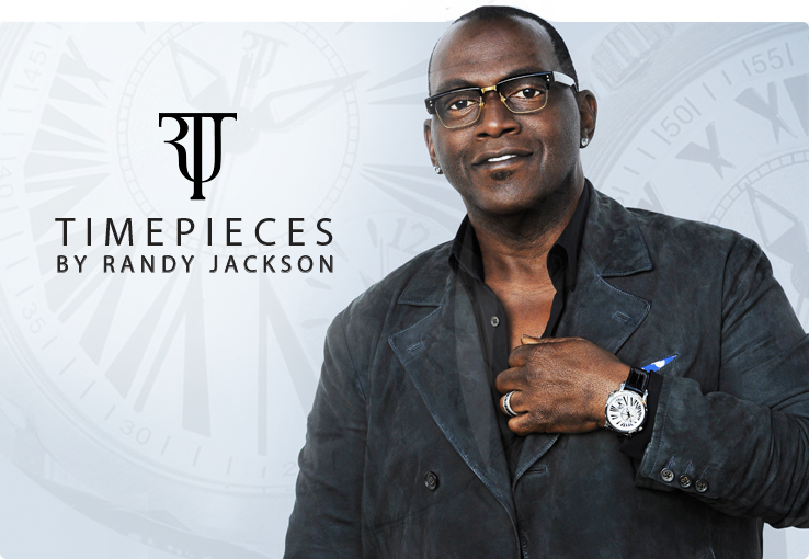 Timepieces by Randy Jackson