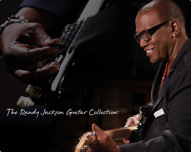 Randy Jackson Guitars