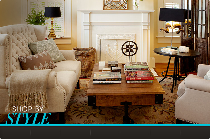 Farmhouse Living Room Furniture HSN