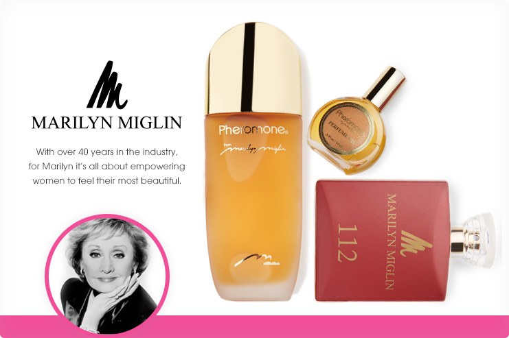 Marilyn Miglin Fragrances & Skin Care Products | HSN