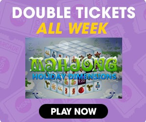 Holiday MJDD Double tickets