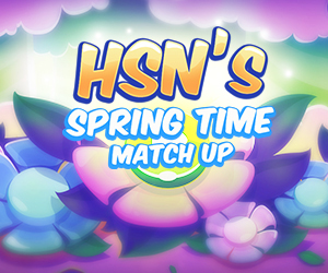 Spring Time Match UP