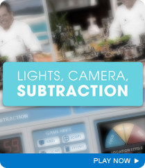 Lights Camera Subtraction