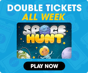 DBL Tickets Space Hunt