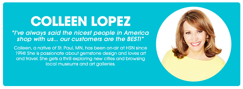 Colleen Lopez HSN Show Host