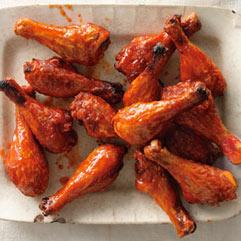 Sweet and Spicy Chicken Drumsticks