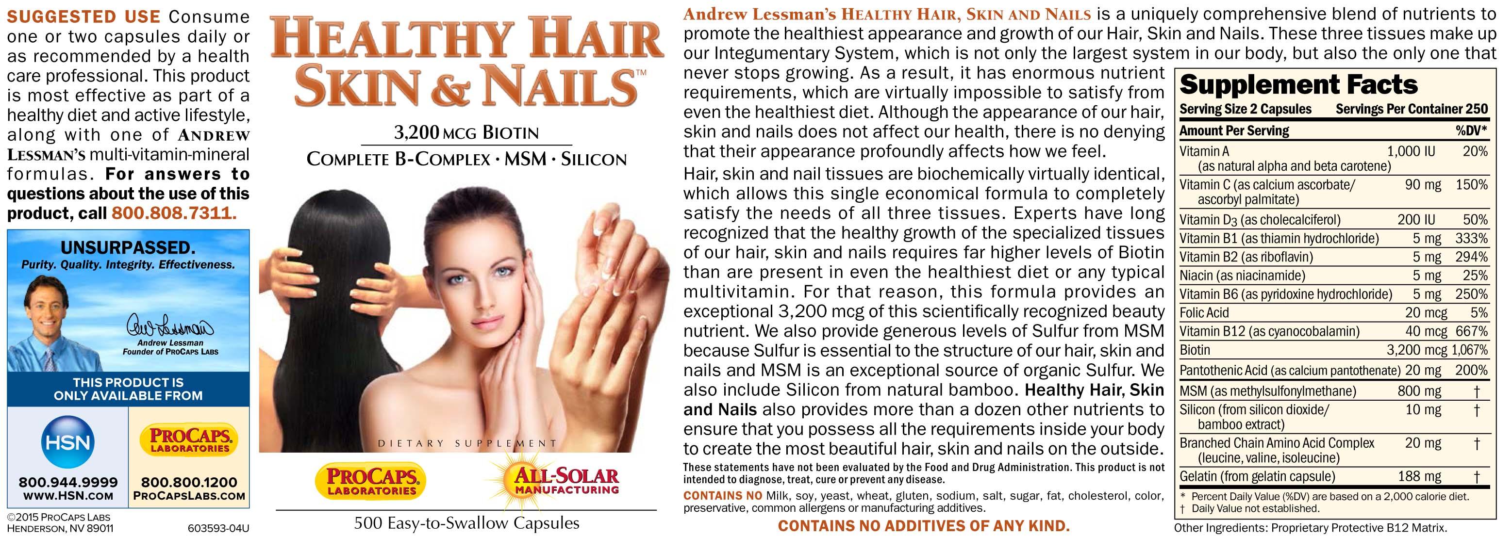Hairskinnails U