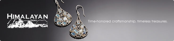 Himalayan Gems. Time-honored craftsmanship, timeless treasures.