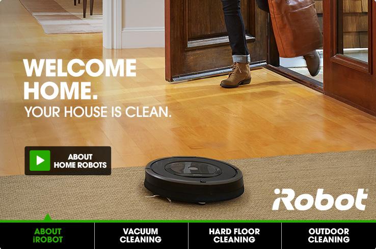 Irobot Roomba Vacuum Cleaning Robots Hsn