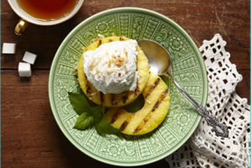 Margaritaville Recipes grilled pineapple