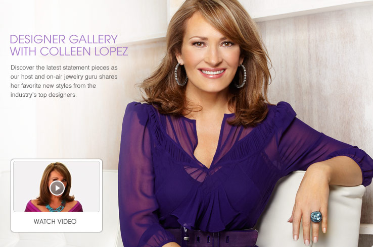 Designer Gallery With Colleen Lopez Jewelry | HSN