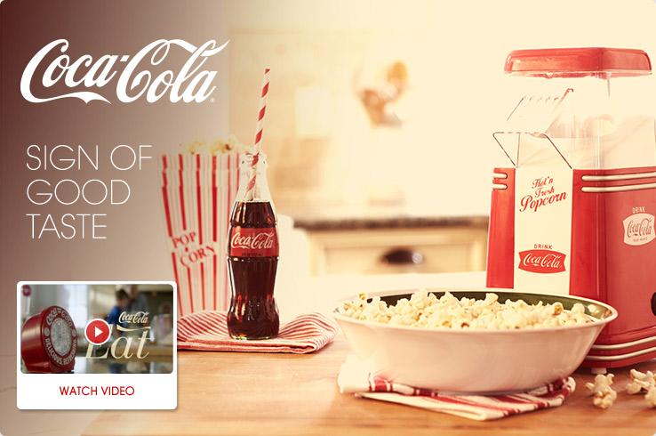 CocaCola D cor – Coca Cola Kitchen Rug